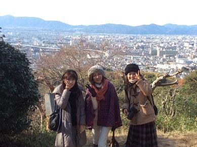 伏見稲荷神社参拝